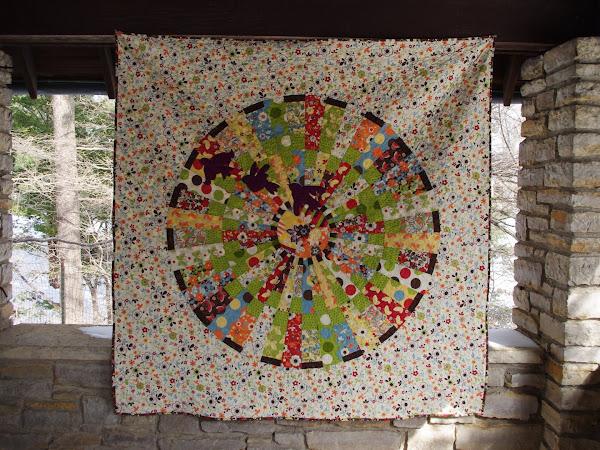 Freebird Circle Quilt