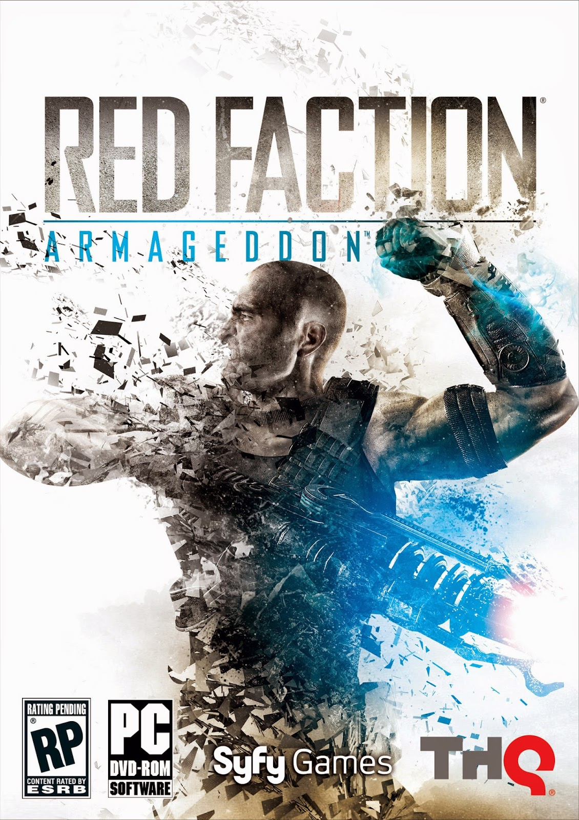 RED FACTION ARMAGEDDON-SKIDROW