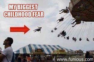 Funny Childhood Fear