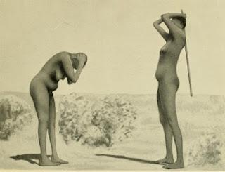 duelo entre dos mujeres australianas