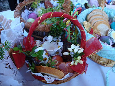 Easter Basket 2011 by Maja Trochimczyk