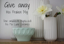 Deltag i min Give away