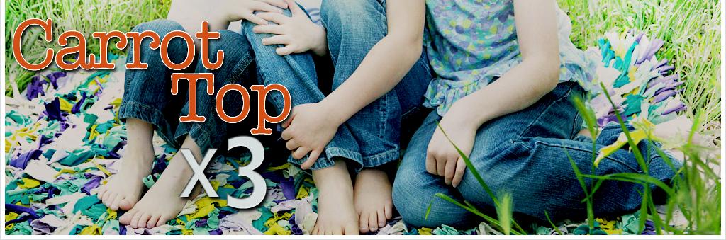 carrot top x 3