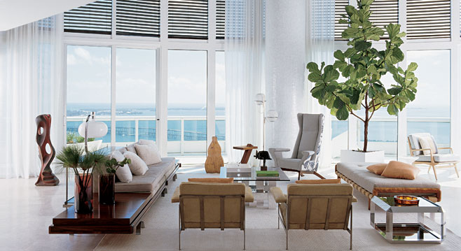 Soften Architectural Elements Like Doors Windows By Giving Life To A Room