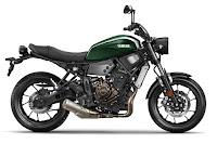 Yamaha XSR700 (2016) Side