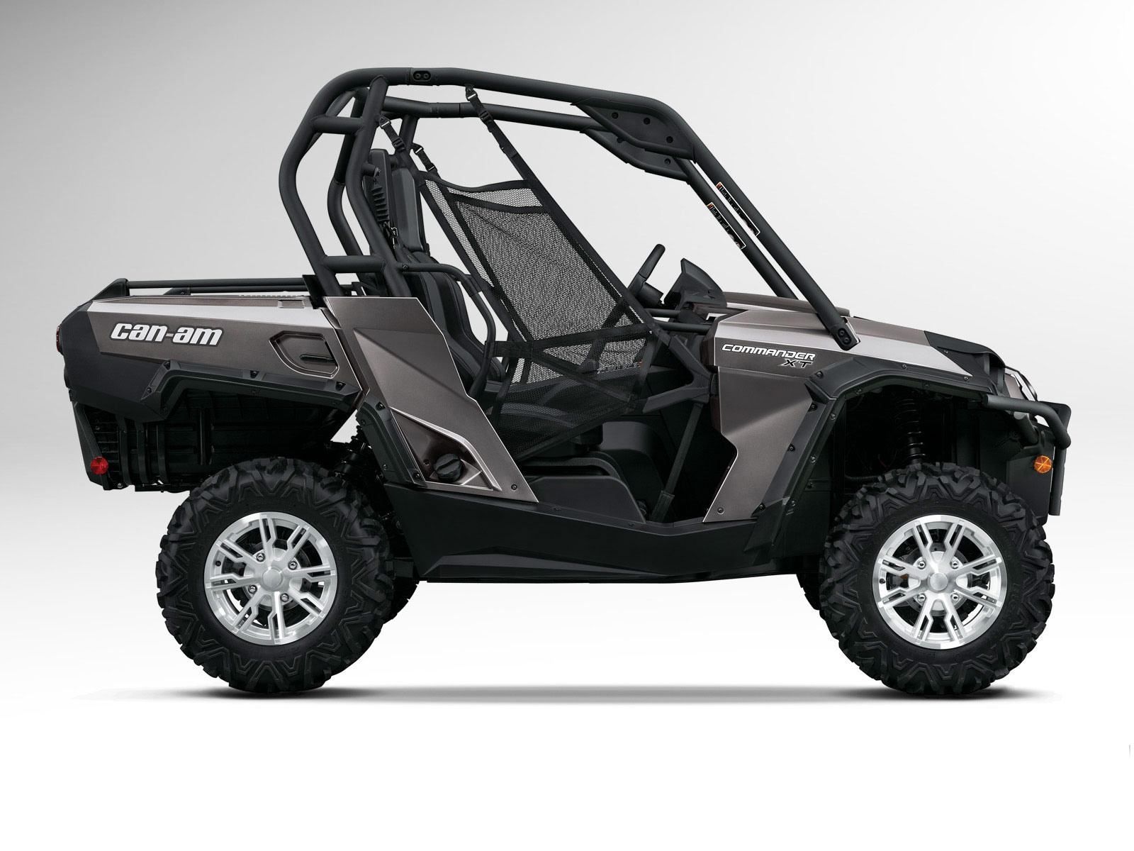 2012 Can-Am Commander 1000 XT ATV pictures 1