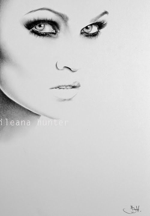 19-Tarja-Turunen-Ileana-Hunter-Recognise-Portrait-Drawings-Detail-www-designstack-co