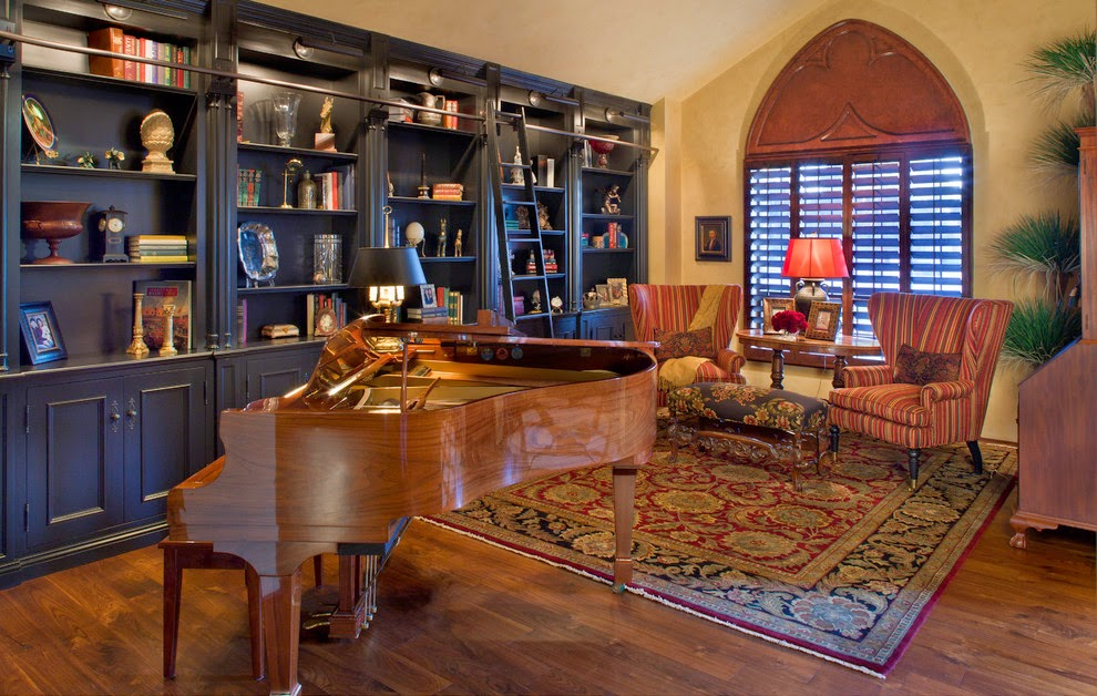 Rugs decoration decor your home with exclusive collection - Exclusive decoration of book shelf ...