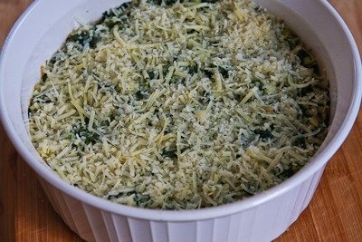 Kalyn's Kitchen®: Spinach and Feta Casserole with Brown Rice and ...