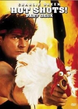 Theo Bước Ram Bo 2 Vietsub- Hot Shots! 2 (1993) Vietsub