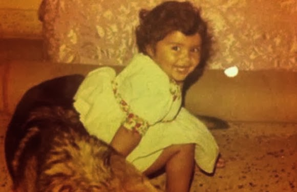 childhood rare photos of Gul Panag