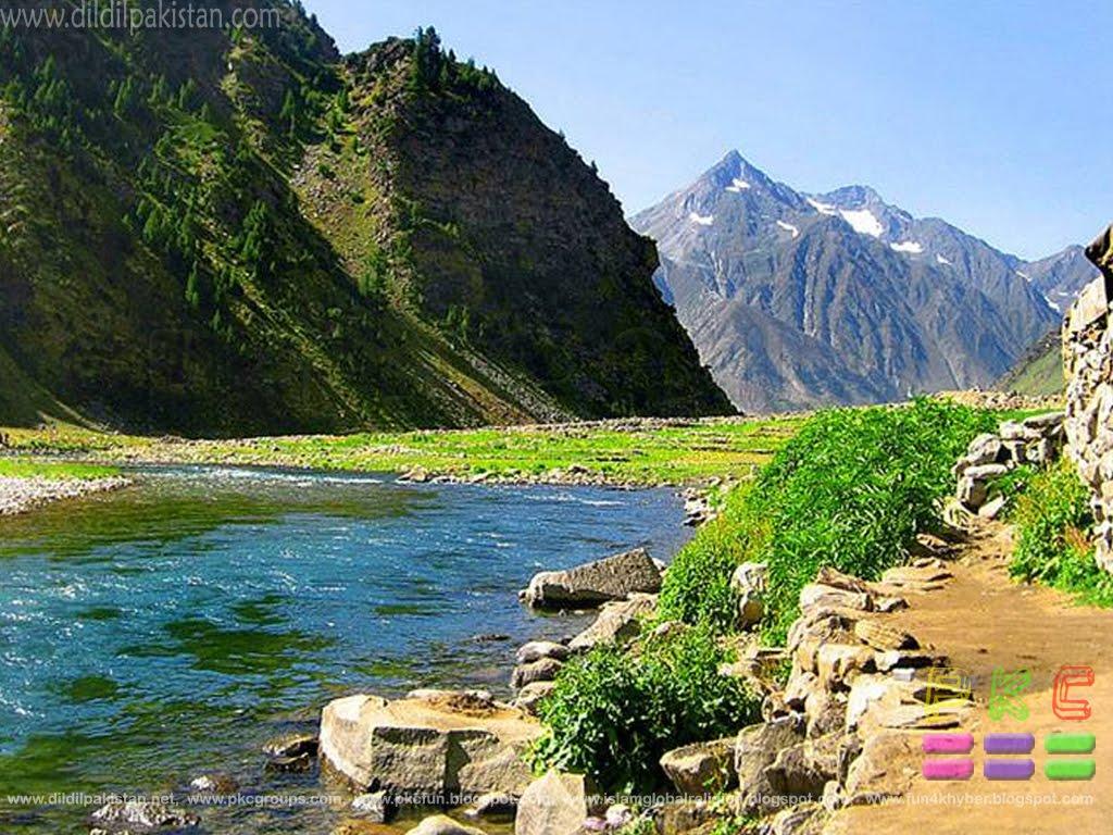 Wallpaper Fetch Kaghan Valley Beautiful Pakistan Valley
