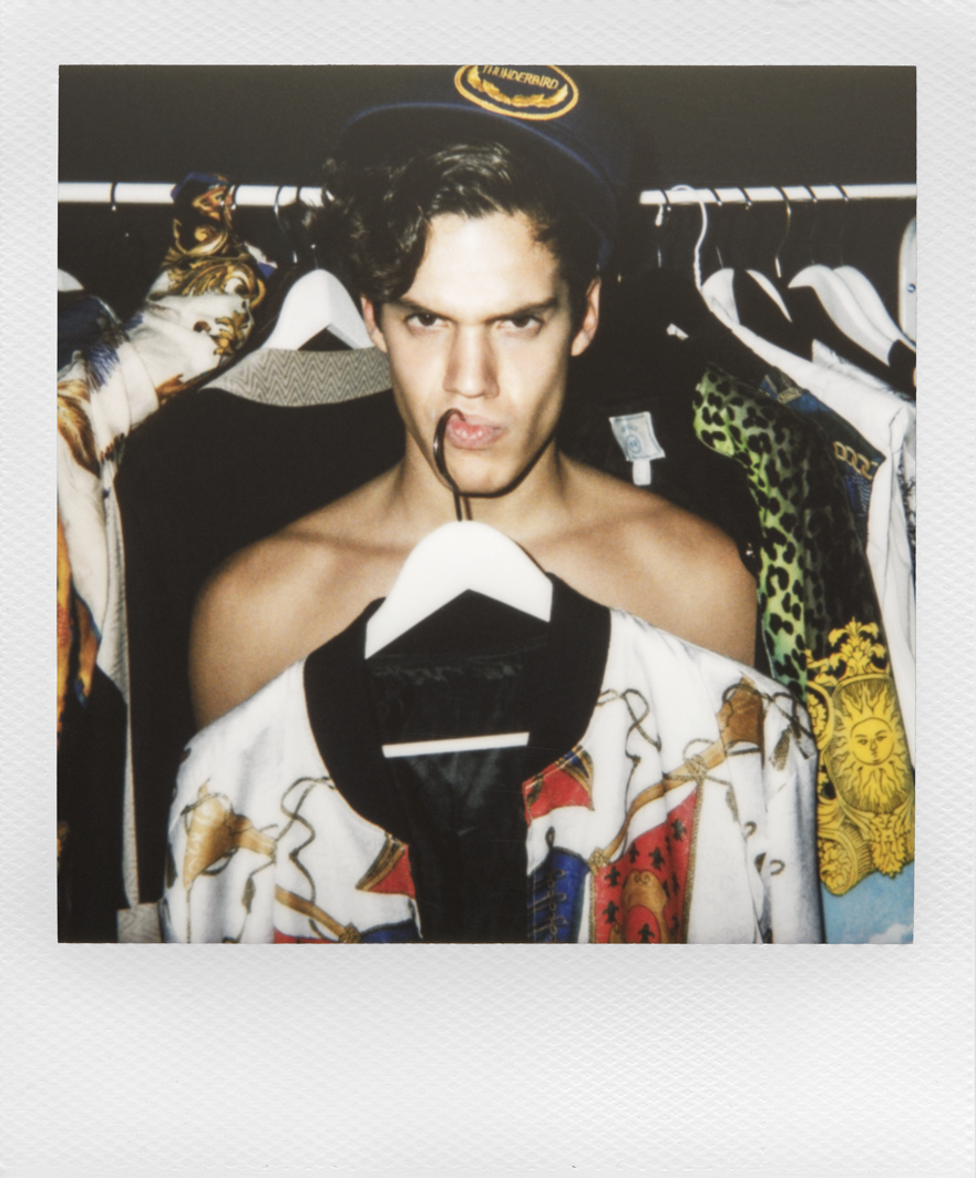 POLAROIDS - ARCHIVE