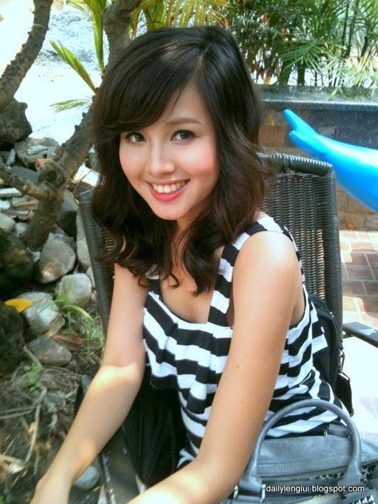 Tam Tit - cute girl