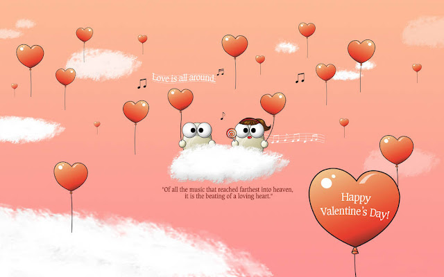 SmileCampus - Valentines Day Quotes Wallpapers