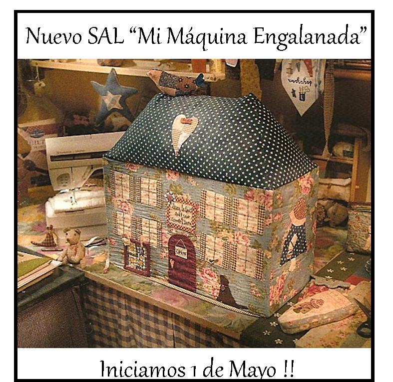 "SAL ""MI MAQUINA ENGALANADA"""