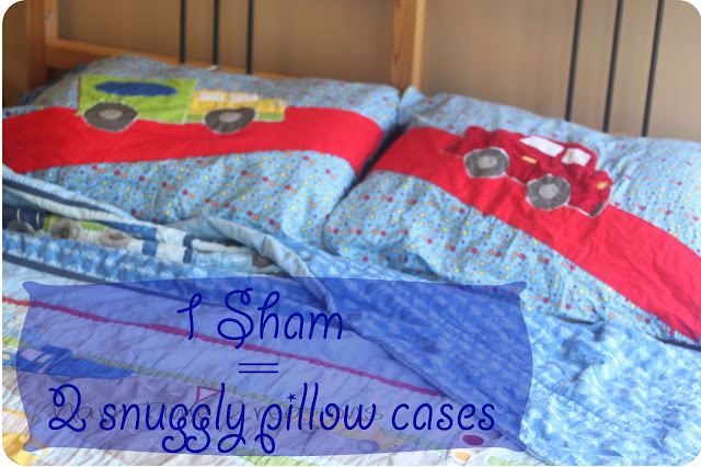 sew pillowcase