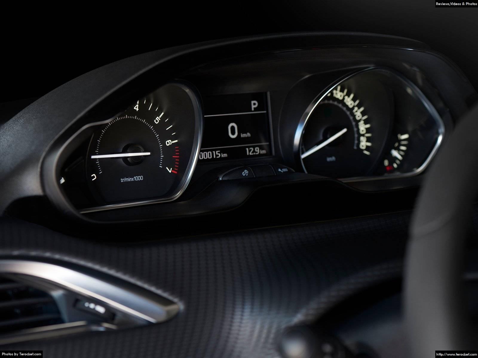 Hình ảnh xe ô tô Peugeot 208 2016 & nội ngoại thất