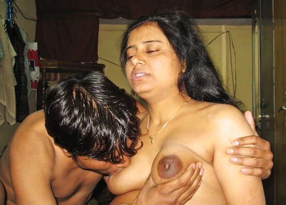 son Indian sex mom