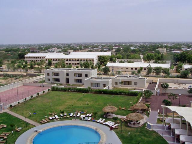 N' Djamena, Chad