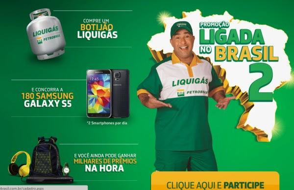 Como participar da promoção Liquigás 2015