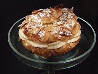 pâte à choux et crème mousseline