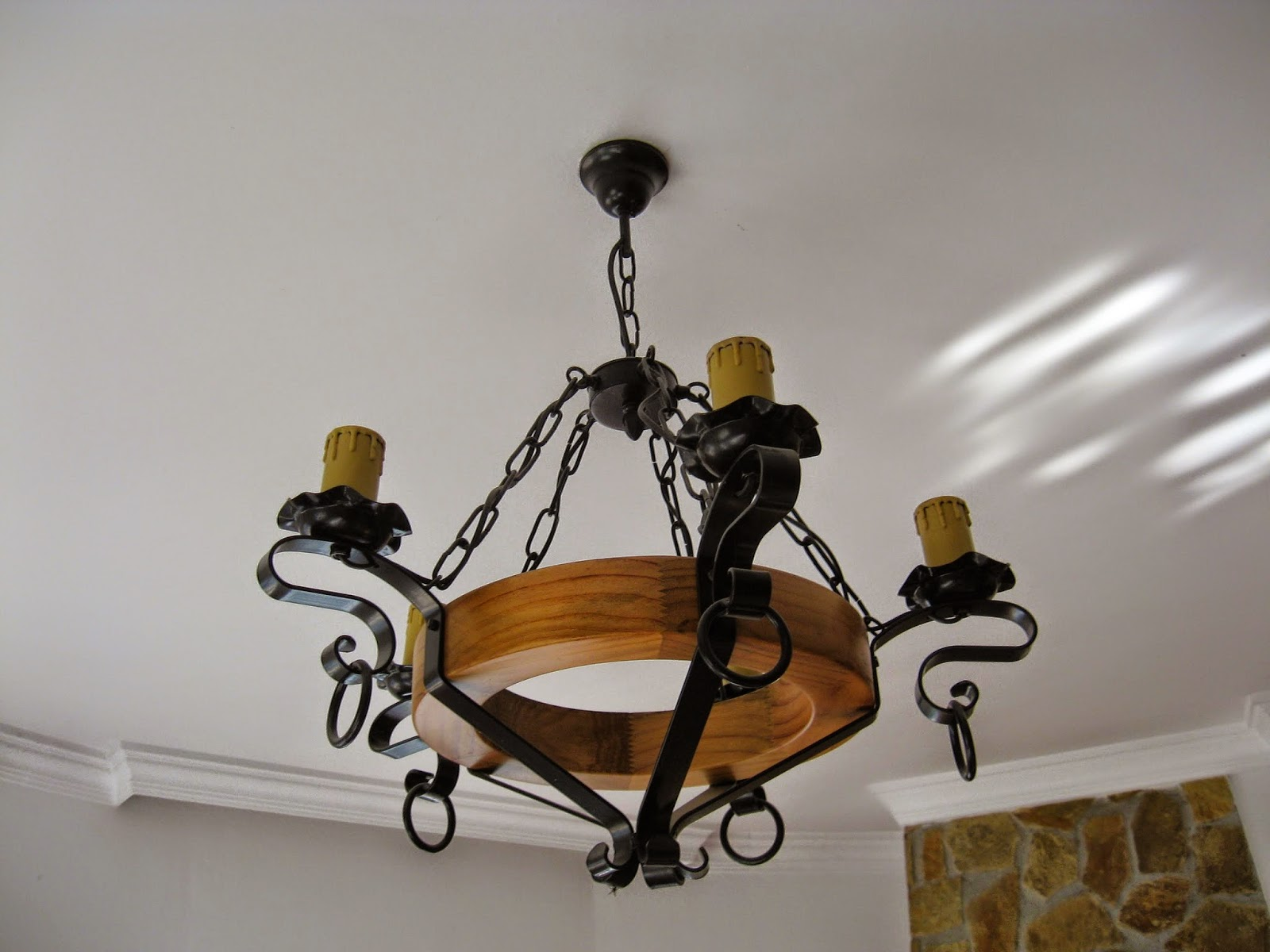 Digame For Sale 2 Rustic Ceiling Lights