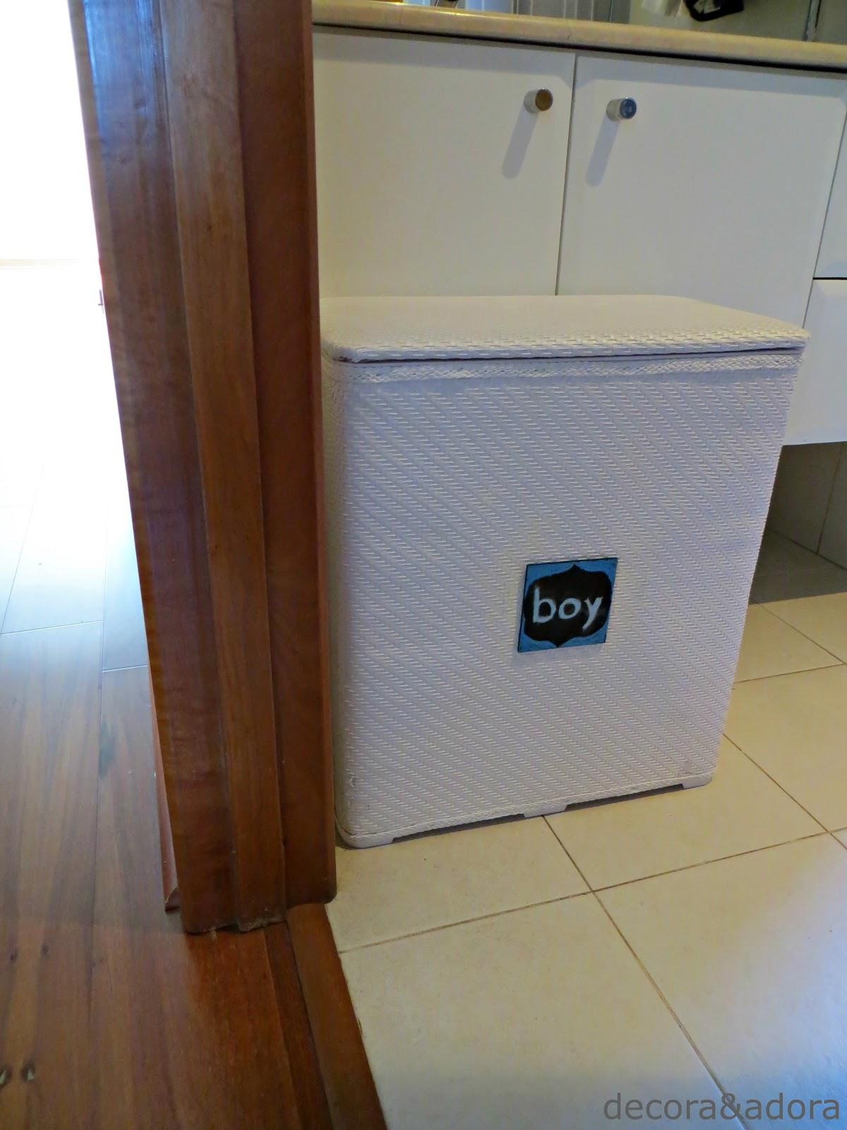 Mueble bao con cesta ropa sucia interesting muebles de - Mueble ropa sucia ikea ...