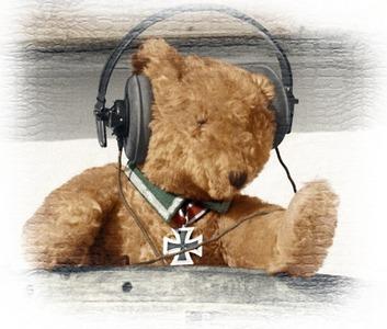 """Die """"Bären"""" - Медведь - медведь танков - Sie gaben sich selbst den Namen: """"Die Eberbacher"""""""