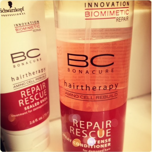 Beauty Girl Musings: Hair Therapy: New Schwarzkopf BC