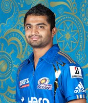 Jaydev Shah Gujarat Lions team Players 2016