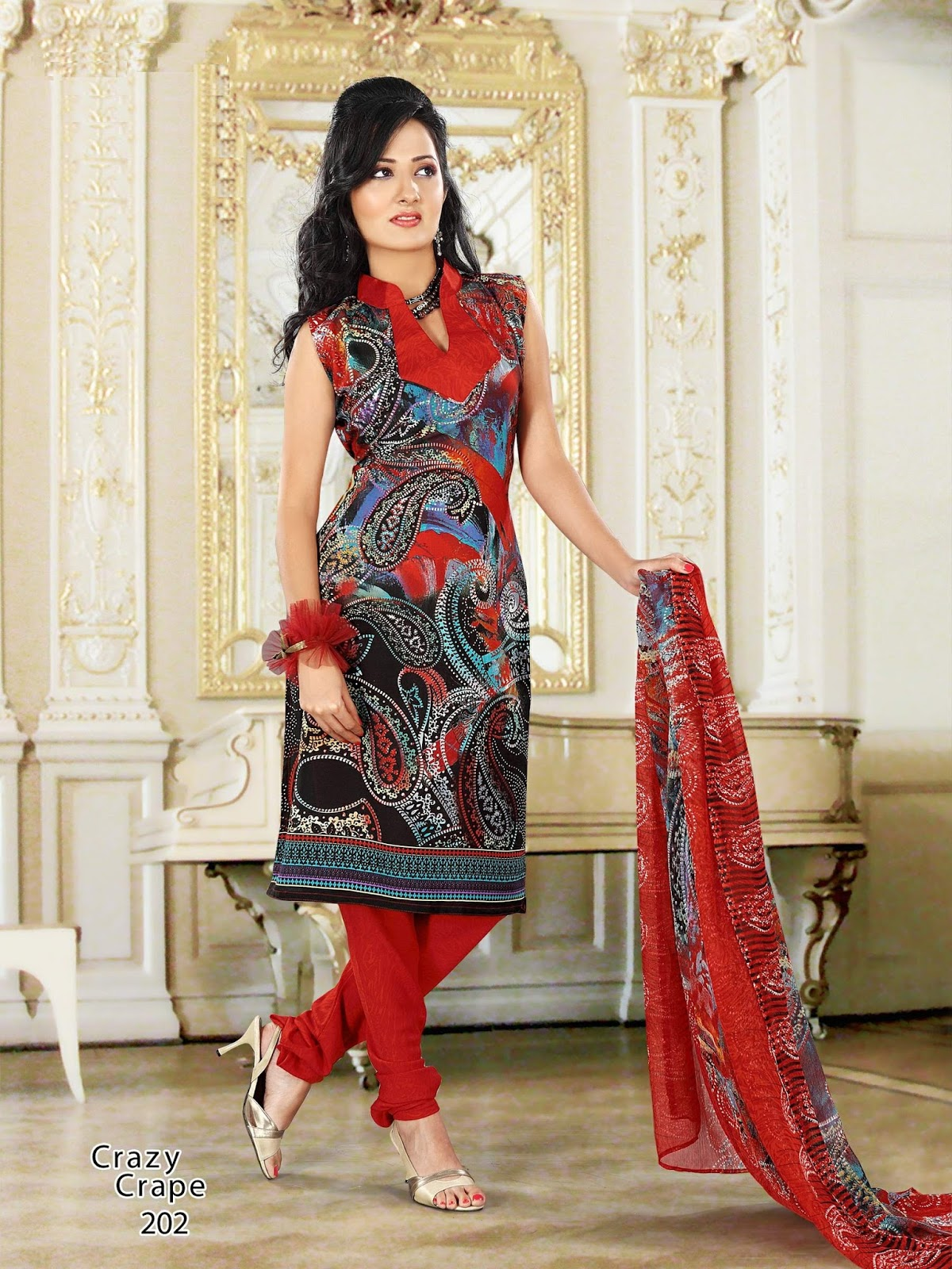 New Fashion In Pakistan: Bengali Kurti DRESSES Collection 2013 for
