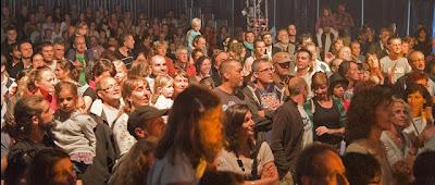 festival MéditerranéO': público