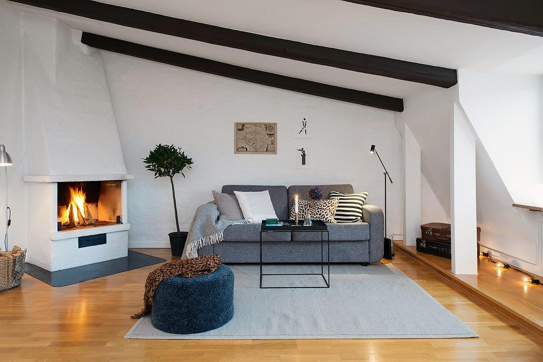Deco: Sejour cozy