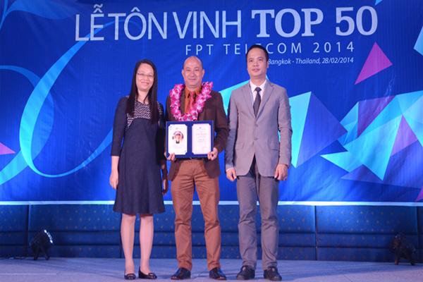 FPT Telecom Được Tôn Vinh Tại Đảo Quốc Sư Tử
