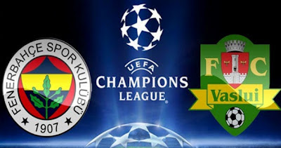 FENERBAHCE FC VASLUI LIVE ProTV online 01.08.2012 la tv pe internet