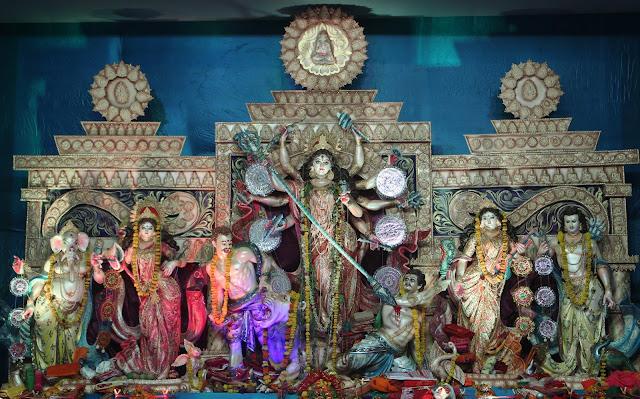 Durga Pooja, Dasara, Mahishasura Mardini, Durga Pandal, Durga Pandals of Mumbai