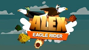 Alex the Eagle Rider.