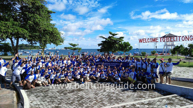 Company Outing Outbound Belitung PT Phapros, Tbk