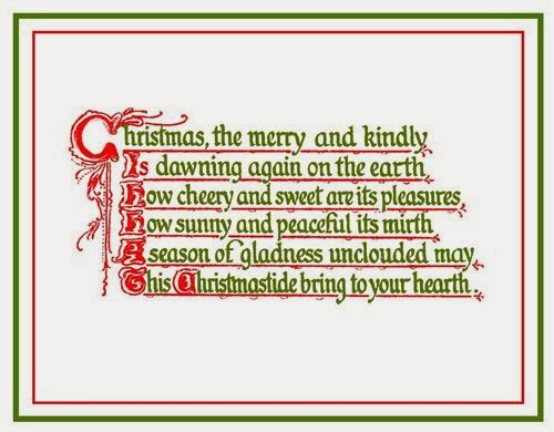 Best Funny Christmas Poems For Cards