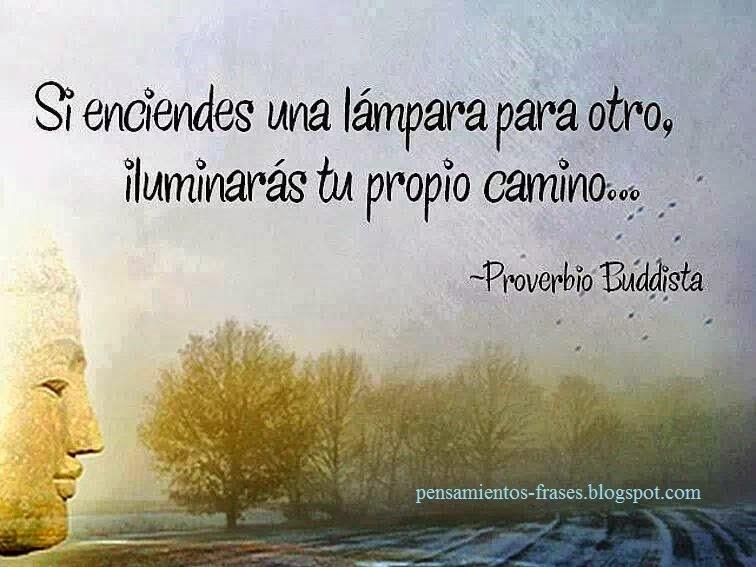 Proverbio Buddista
