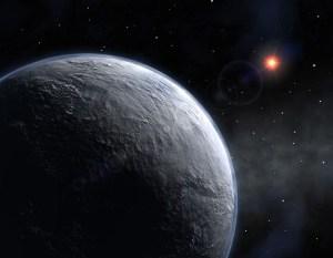 Ekstrasolar Planet