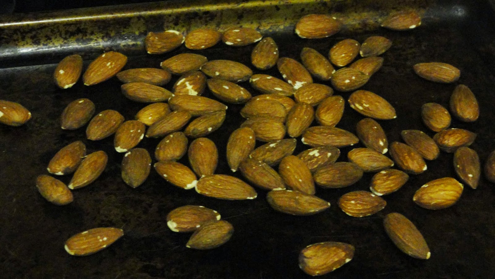 Roast badam/almond