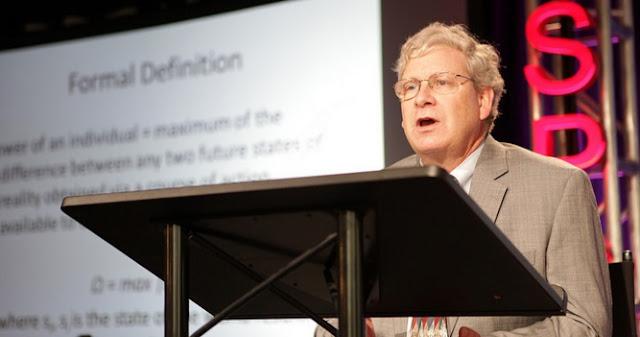 George Sowers, head of all ULA advanced programs. Credit: ISPCS