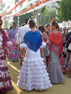 Feria de Sevilla 2011 - Paseo por el ferial