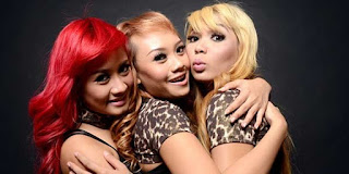 Trio Macan Ramaikan Malam Tahun Baru di Bengkulu
