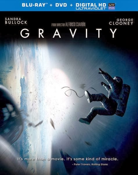 Gravity (2013) BluRay 720p 575MB