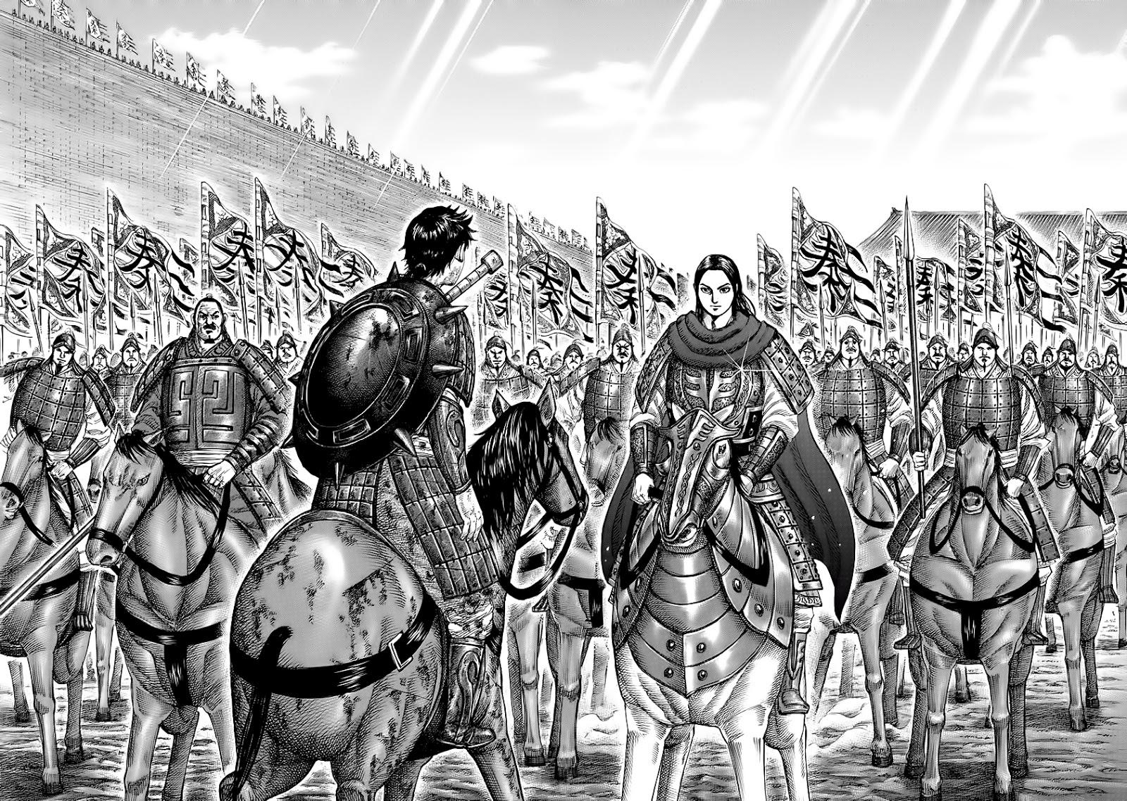 Kingdom - Vương Giả Thiên Hạ Chapter 328 page 21 - IZTruyenTranh.com