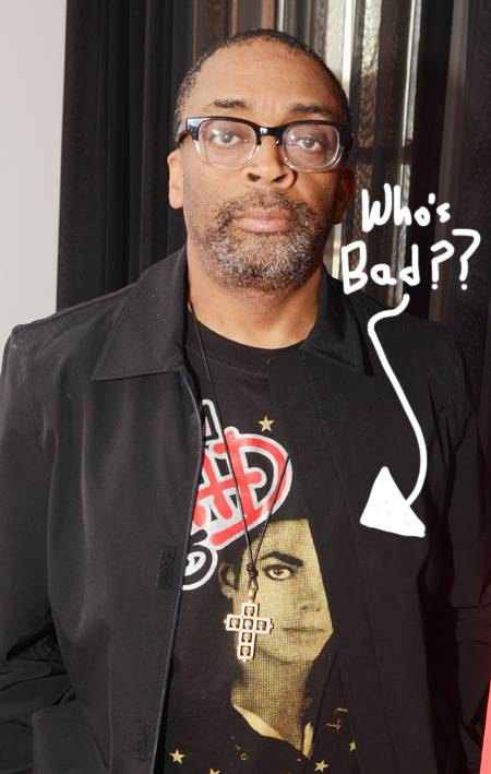 Spike Lee to Direct Michael Jackson Documentary