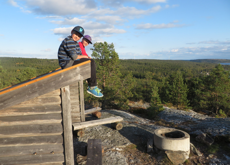 Vikbottsberget, Gullvik